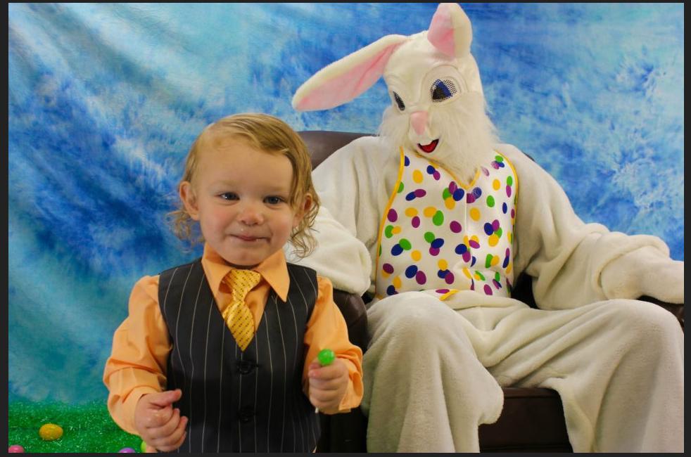 creeper bunny
