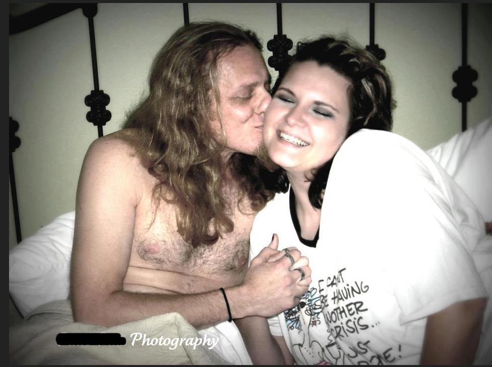 hairy kisses