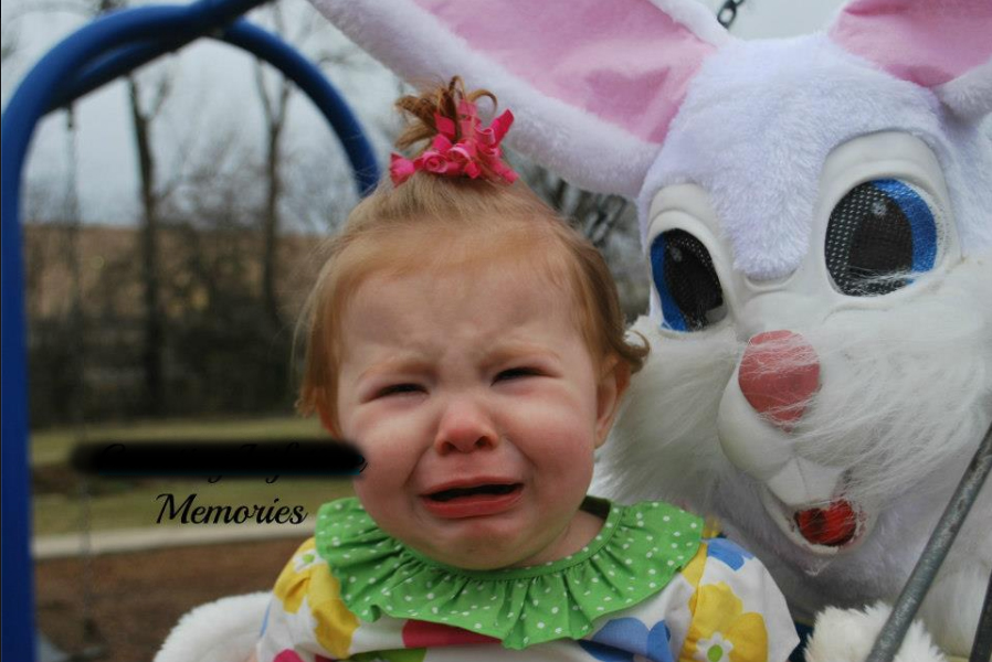 easter is scary