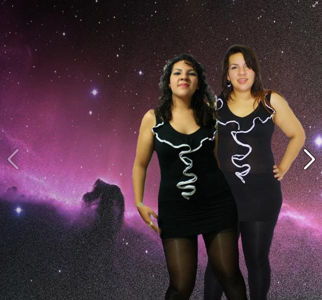 galaxy twins