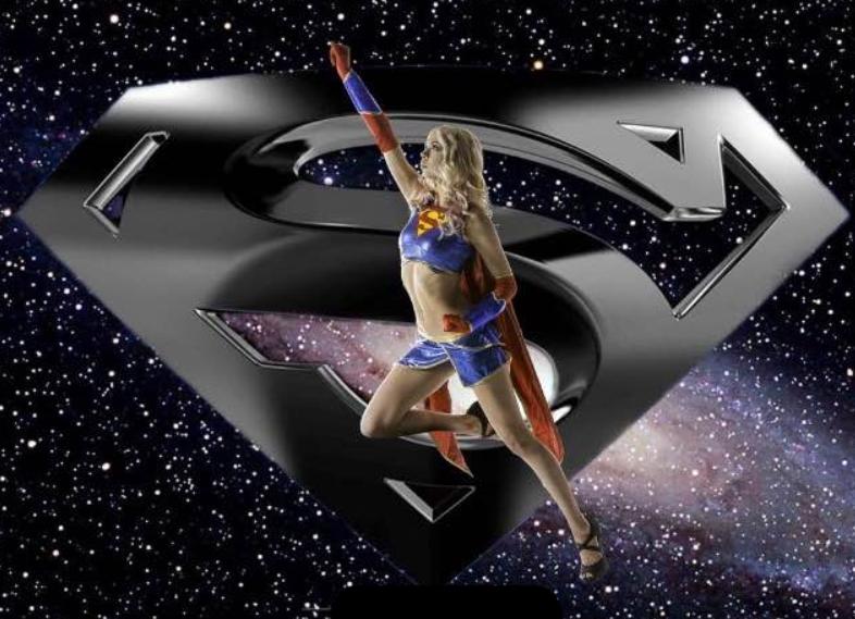 super girl fail