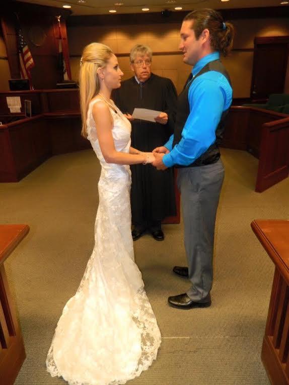 skinniest bride