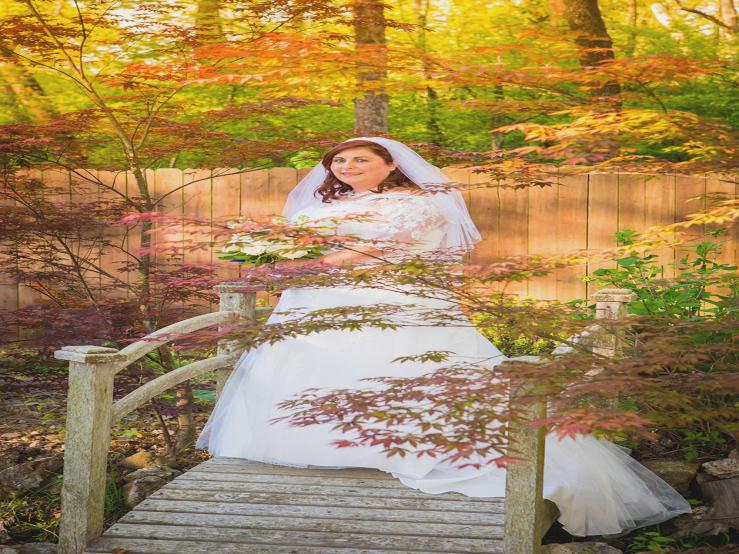 bridal mess photgraphy